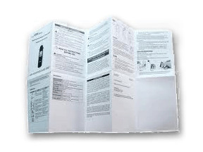 Instruction Sheets